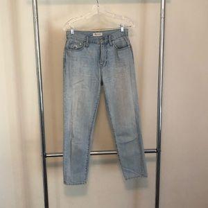 "Perfect Vintage Jeans 11"" rise"
